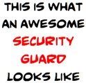 awesome security guard