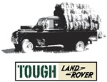 TOUGH Land Rover Series II