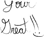 Your great