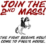 Join the 2nd Mass