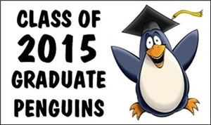 2015 Graduate Penguins