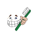 TOOTHBRUSH AND SMIL...