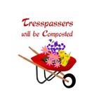 TRESSPASSERS WILL B