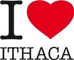 I LOVE ITHACA