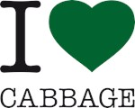 I LOVE CABBAGE