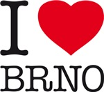 I LOVE BRNO