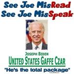 Biden Misreads