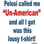 Pelosi Called Me