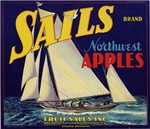 Sails Brand Northwest Apples