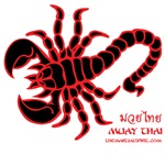 Muay Thai Scorpion