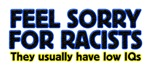 Feel Sorry for Racists...