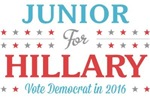 Junior for Hillary
