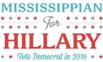 Mississippian for Hillary