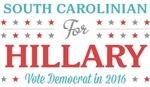 South Carolinian for Hillary