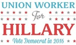 Union Worker for Hillary