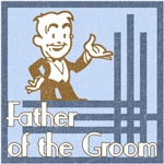Father of the Groom (Art Deco)