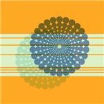 Spirolap Blue & Orange