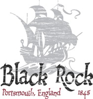 The Black Rock 1845