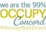 Occupy Concord T-Shirts