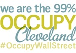 Occupy Cleveland T-Shirts