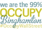 Occupy Binghamton T-Shirts