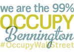 Occupy Bennington T-Shirts
