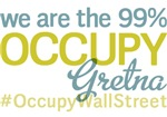 Occupy Gretna T-Shirts