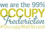 Occupy Fredericton T-Shirts