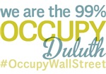 Occupy Duluth T-Shirts
