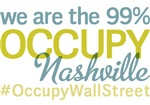Occupy Nashville T-Shirts
