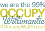 Occupy Willimantic T-Shirts