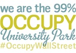 Occupy University Park T-Shirts