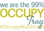 Occupy Troy T-Shirts