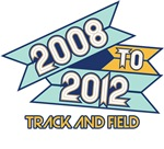 2008 to 2012 Track and Field
