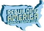 Rebuilding America Shirts