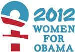 2012 Women for Obama Venus Symbol Shirts