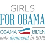 Girls For Obama