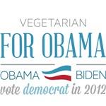 Vegetarian For Obama