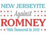 New Jerseyite Against Romney