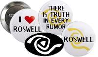 Roswell Logo Merchandise