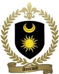 AMIRAULT Family Crest