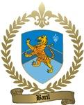 BARIL Family Crest