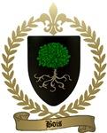 BOIS Family Crest