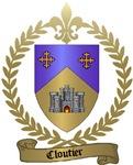 CLOUTIER Family Crest