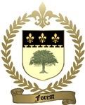 FOREST Family Crest