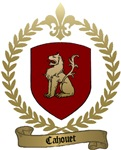 CAHOUET Family Crest