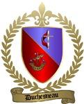 DUCHESNEAU Family Crest