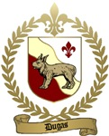 DUGAS Family Crest