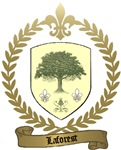 LAFOREST Family Crest