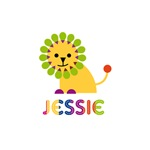 Jessie Loves Lions